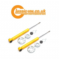 Uprated Rear Suspension Dampers, Mk1 Golf, Jetta, Scirocco